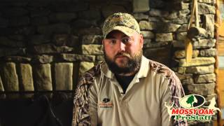 How to get into duck calling contests Mossy Oak Pro-Staff
