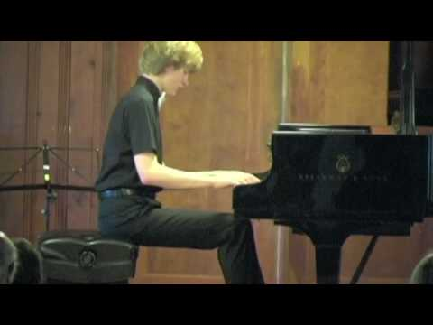 Chopin: Andante Spianato and Grand Polonaise (Part 1)
