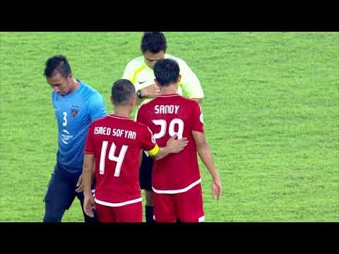 Persija Jakarta 4-0 Johor Darul Ta'zim (AFC Cup 2018 : Group Stage)