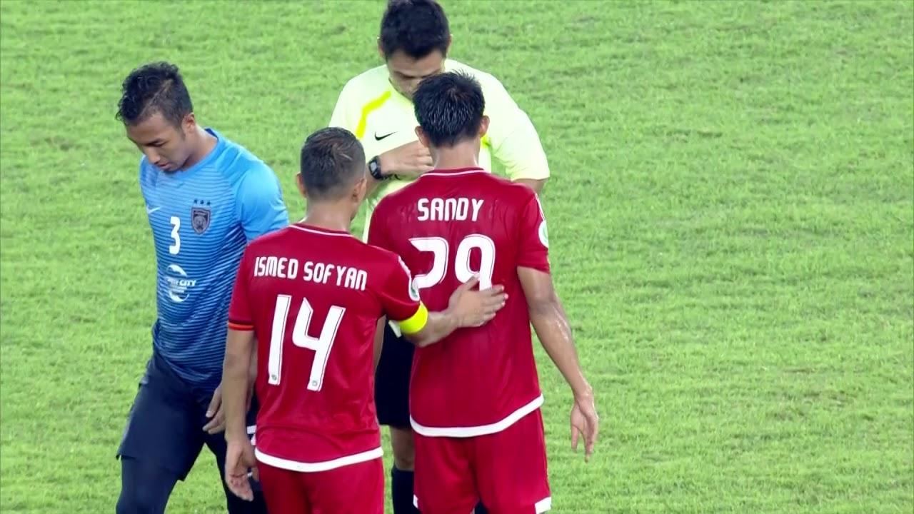Persija Jakarta   Johor Darul Tazim Afc Cup  Group Stage