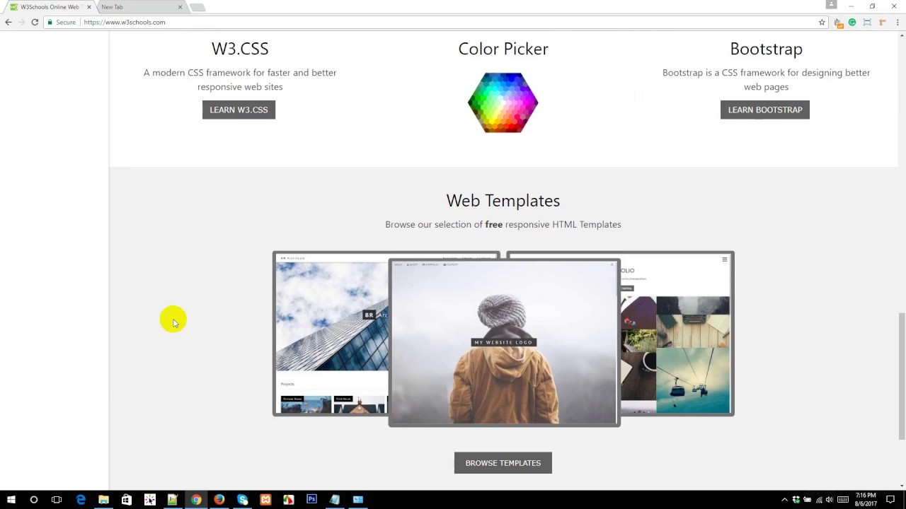 Web colors w3schools - Web Design Part 1 Basic Html Structure Bangla
