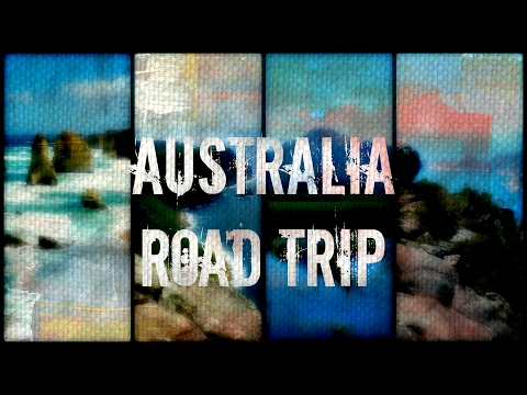 Honeymoon Road Trip in Australia