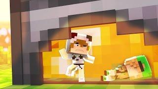 Minecraft: CORRA OU SEJA ASSADO! (Bake Escape)