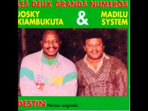 Josky Kiambukuta et bana ok - Baby ( grand succés ).