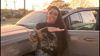 Megan Thee Stallion Freestyles Over Biggie Smalls Song And KILLS It