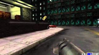 [Quake III Arena] Chronic (Custom map)