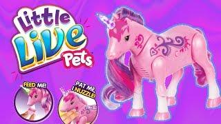 Little Live Pets • Jednorożec Iskierka • Cobi