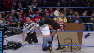 Knockouts Championship Monsters Ball: Jade vs. Rosemary | IMPACT Jan. 26th, 2017