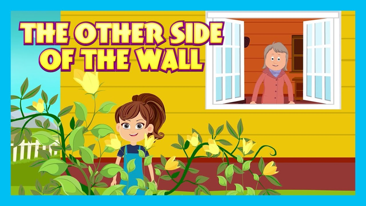 THE OTHER SIDE OF THE WALL - MORAL STORY FOR KIDS || ANIMATED ...