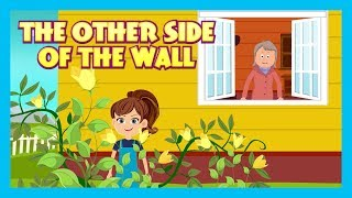 THE OTHER SIDE OF THE WALL - MORAL STORY FOR KIDS || ANIMATED STORIES FOR KIDS - KIDS STORIES
