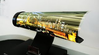 5 Coolest Gadgets Of CES 2018 - Linda,  Rollable TV , Robotic Shade, Modular TV, Toyota E- Palette.