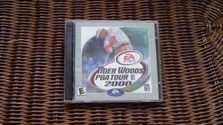 Tiger Woods PGA Tour 2000 Unboxing (Flashback) CZ