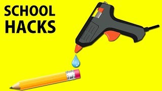School Life Hacks & Back To School Hack You Must Know - WOW Th…