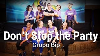 Don't Stop the Party - Grupo Bip Dance l Chakaboom Fitness l Choreography