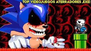 7 Videojuegos .EXE y Fan Games Espeluznantes que No te Dejarán Dormir - Pepe el Mago