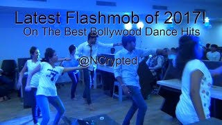 Latest Flash Mob 2018 India on Bollywood Dance Hits