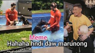 vice pinabitiwan nya kay ion marunong ba mag swimming #viceandion#vicegandaandionperez