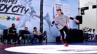 Ivy vs Nao [1on1 B-Girl Battle 05/06 | Group B Top16] ► TAIPEI BBOY CITY ◄ 2017