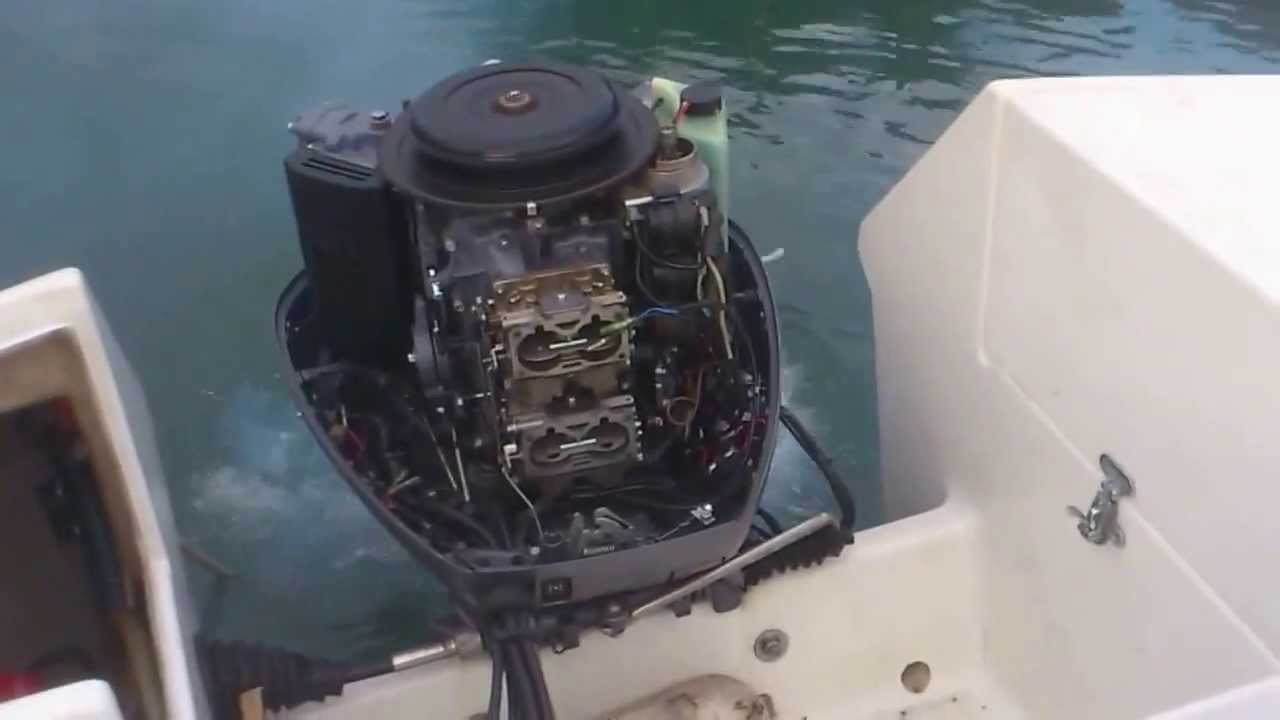Yamaha 115 hp v4 2t probleme demarrage a froid youtube publicscrutiny Image collections