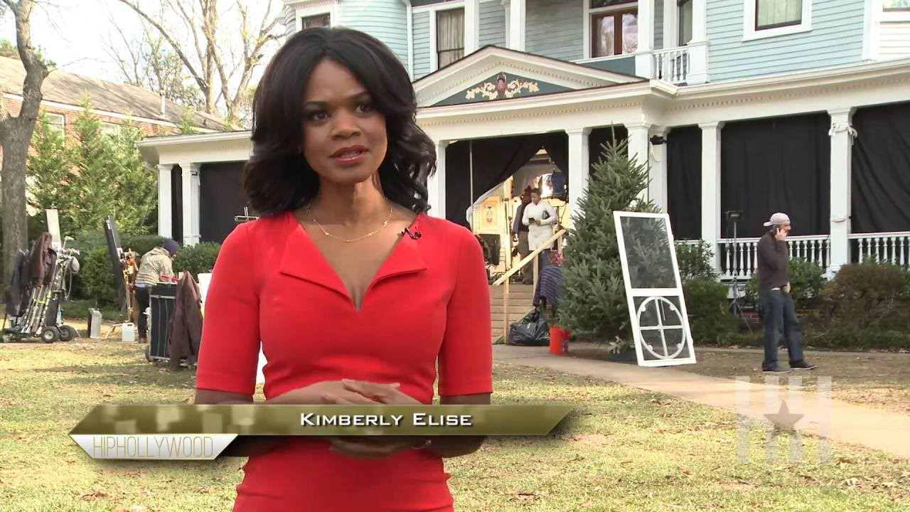 Almost Christmas Cast.Exclusive On Set With The Cast Of Almost Christmas