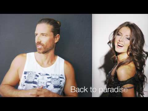 LUKA feat NYUSHA-Les Anges 9 musique-Back to paradise mix-lyrics