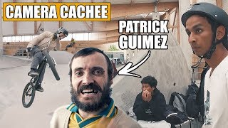 WE PRANK A SKATEPARK WITH THE WORLD CHAMPION PATRICK GUIMEZ !