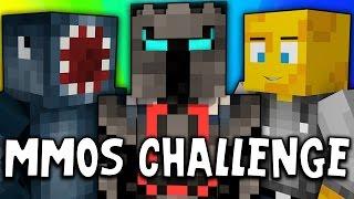 POPULAR MMO's Parkour Challenge! - Custom Parkour Map! [#4]