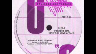 Girly - Working Girl (One Way Love Affair)