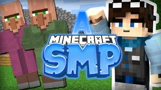 A Minecraft SMP | Ep #1 | THESE ARE MY PEOPLE NOW! (Minecraft Multiplayer)
