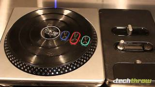 Unboxing: DJ Hero Bundle for PS3.