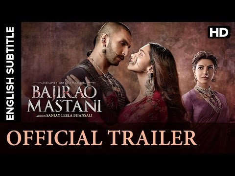 Bajirao Mastani Official Trailer