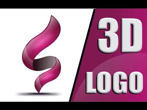 Logo Design 3D In Coreldraw Tutorial {hindi}