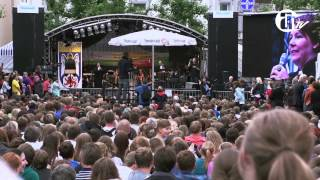 LD Systems at the Protestant Youth Camp 2014 in Siegburg, Germany