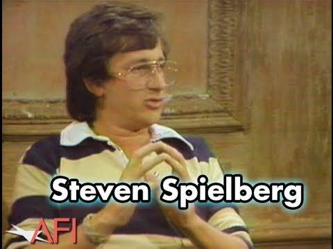 Steven Spielberg Admires Animators (1978)