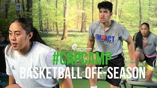 CAP Camp- Off Season Basketball Camp 2018