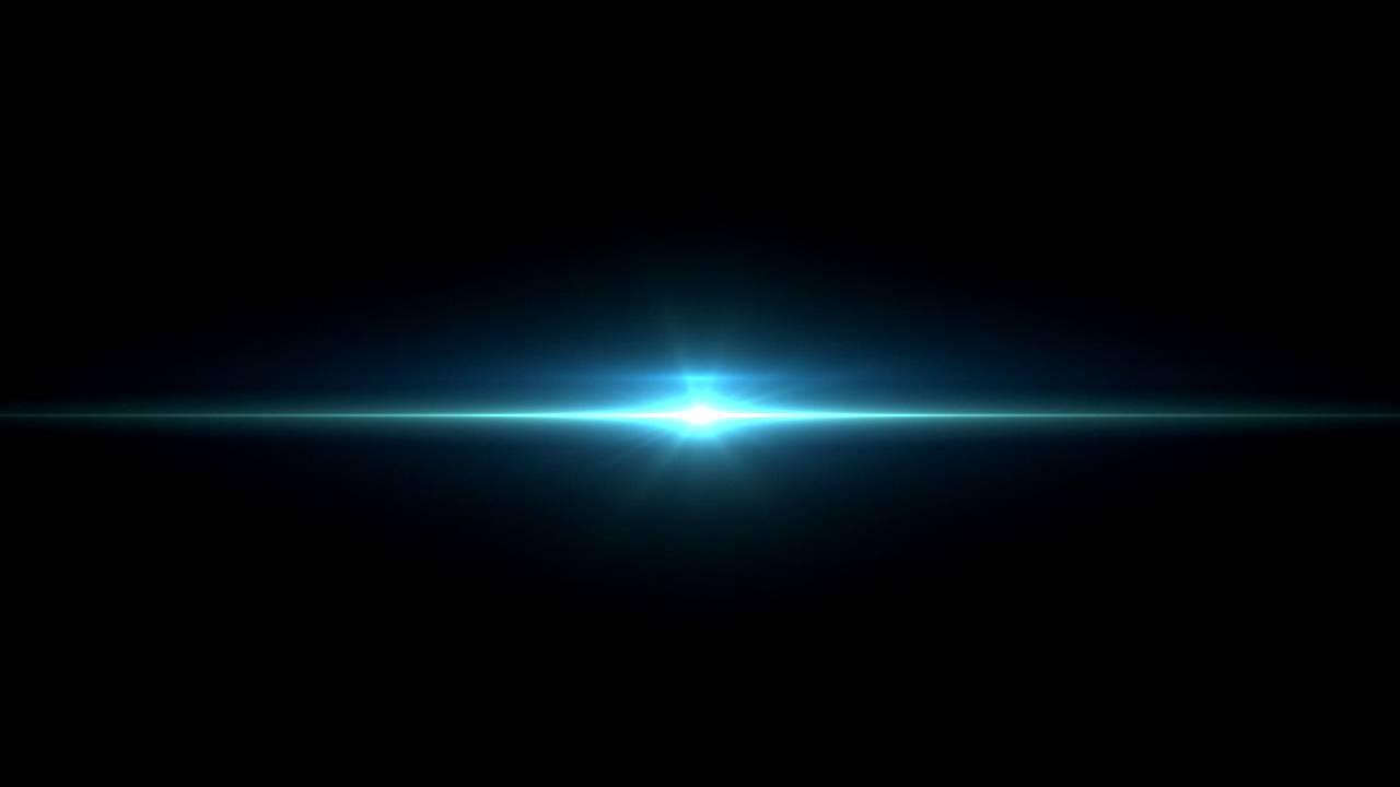 Overlay Movie Opening Blue Flash - YouTube
