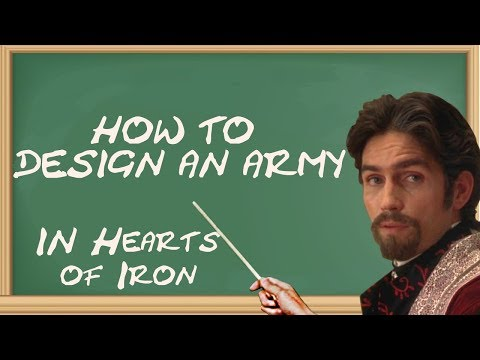 Cristo's Comprehensive Guide to HOI4 - Part 2, Division design and Deployment