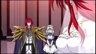 Skillet-Hero, Highschool DxD AMV