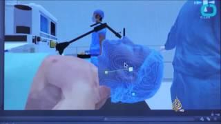 تقنية الواقع الافتراضي لعلاج التوحد والرهاب