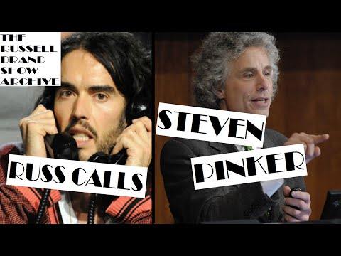 Steven Pinker Interview | The Russell Brand Show