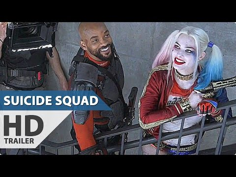 Go Behind The Scenes of SUICIDE SQUAD...