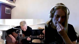 Poets of the Fall-Temple of Thought (Unplugged Studio Live) reaction