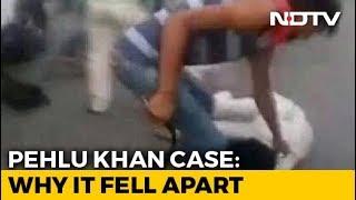 Why Eye-Witness Video, NDTV Sting Were Dismissed In Pehlu Khan Case