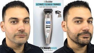 Beard Trimming - Conair I-Stubble vs Philips Norelco Series 5100