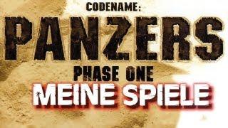 CODENAME PANZERS PHASE ONE - MEINE PC SPIELESAMMLUNG [RETAIL] - #025 [German/Sächsisch]
