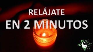 RELÁJATE EN 2 MINUTOS: TÉCNICA DE RESPIRACIÓN | Victoria Meza | RELAXATION | RESPIRATION