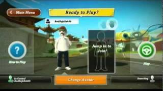 Kinect Joyride Gameplay