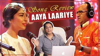 aaya laariye review meesha shafi naeem abbas rufi episode 4 coke studio season 9