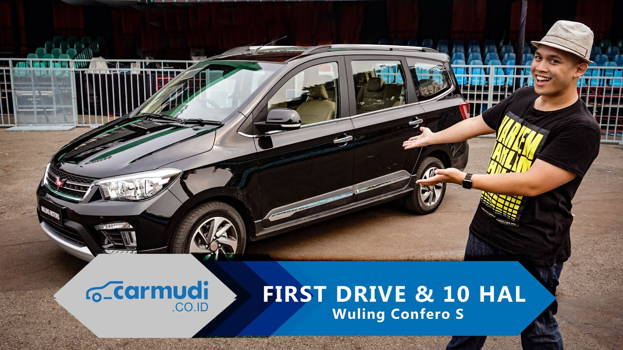 Wuling Confero S 2017 Indonesia  - FIRST DRIVE REVIEW & 10 HAL yang Perlu Diketahui