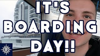 IT'S BOARDING DAY!! | MSC Seaside Cruise Vlogs 2019! | Ep. 03